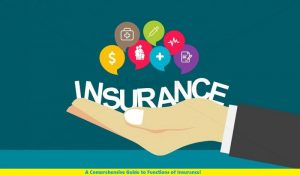 A Comprehensive Guide to Functions of Insurance