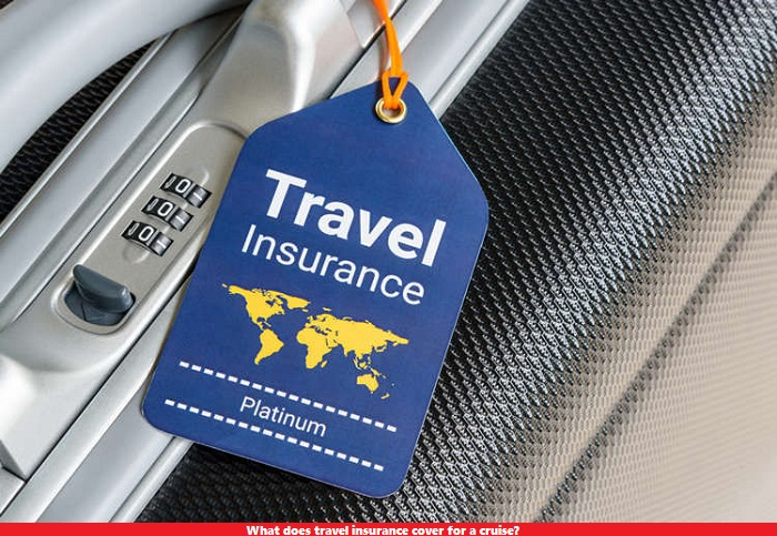 What does travel insurance cover for a cruise