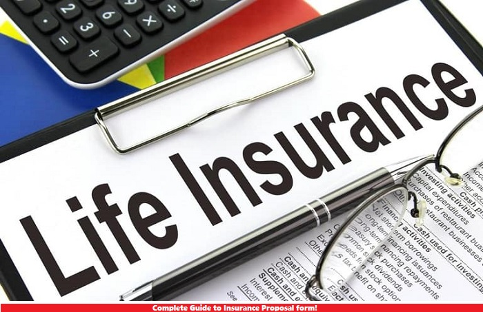 Complete Guide to Insurance Proposal form