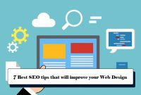 7 Best SEO tips that will improve your Web Design